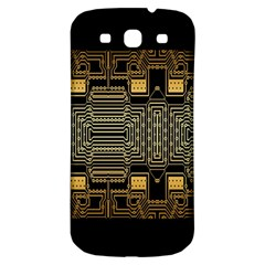 Board Digitization Circuits Samsung Galaxy S3 S Iii Classic Hardshell Back Case
