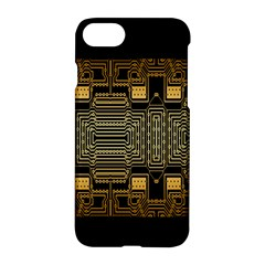 Board Digitization Circuits Apple Iphone 8 Hardshell Case