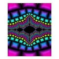 Fractal Art Artwork Digital Art Shower Curtain 60  X 72  (medium)