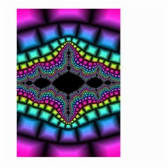 Fractal Art Artwork Digital Art Large Garden Flag (two Sides)