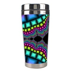 Fractal Art Artwork Digital Art Stainless Steel Travel Tumblers