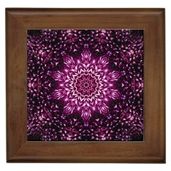 Background Abstract Texture Pattern Framed Tiles