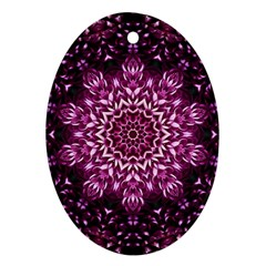 Background Abstract Texture Pattern Ornament (oval)
