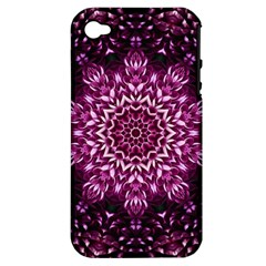 Background Abstract Texture Pattern Apple Iphone 4/4s Hardshell Case (pc+silicone)