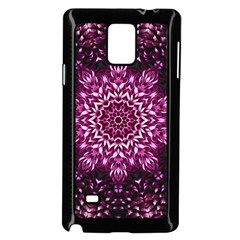 Background Abstract Texture Pattern Samsung Galaxy Note 4 Case (black)