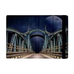 Bridge Mars Space Planet Apple Ipad Mini Flip Case