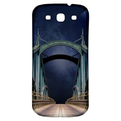 Bridge Mars Space Planet Samsung Galaxy S3 S Iii Classic Hardshell Back Case
