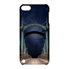 Bridge Mars Space Planet Apple Ipod Touch 5 Hardshell Case With Stand