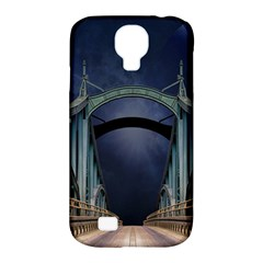 Bridge Mars Space Planet Samsung Galaxy S4 Classic Hardshell Case (pc+silicone)