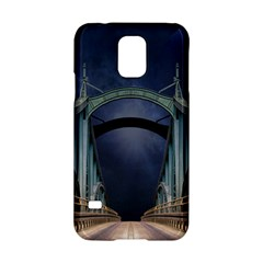 Bridge Mars Space Planet Samsung Galaxy S5 Hardshell Case