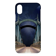 Bridge Mars Space Planet Apple Iphone X Hardshell Case