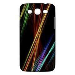 Lines Rays Background Light Samsung Galaxy Mega 5 8 I9152 Hardshell Case