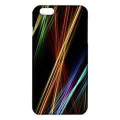 Lines Rays Background Light Iphone 6 Plus/6s Plus Tpu Case