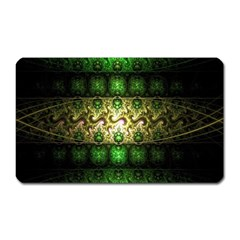 Fractal Art Digital Art Magnet (rectangular)