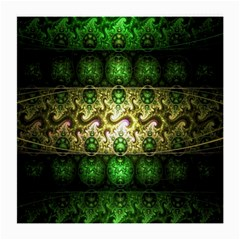 Fractal Art Digital Art Medium Glasses Cloth (2 Side)