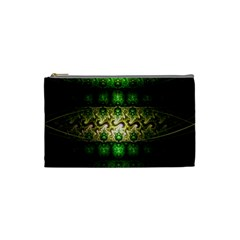 Fractal Art Digital Art Cosmetic Bag (small)