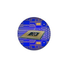 Processor Cpu Board Circuits Golf Ball Marker