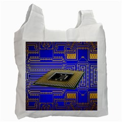 Processor Cpu Board Circuits Recycle Bag (one Side)