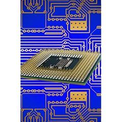 Processor Cpu Board Circuits 5 5  X 8 5  Notebooks