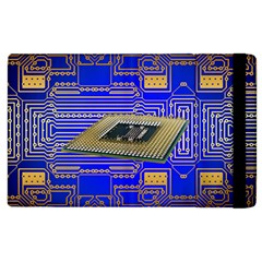 Processor Cpu Board Circuits Apple Ipad 2 Flip Case