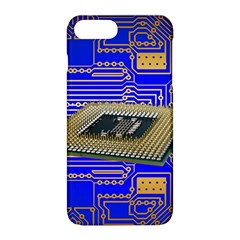 Processor Cpu Board Circuits Apple Iphone 8 Plus Hardshell Case