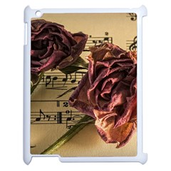 Sheet Music Manuscript Old Time Apple Ipad 2 Case (white)