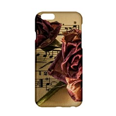 Sheet Music Manuscript Old Time Apple Iphone 6/6s Hardshell Case