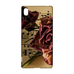 Sheet Music Manuscript Old Time Sony Xperia Z3+