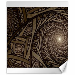 Abstract Pattern Graphics Canvas 20  X 24