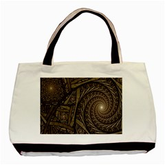 Abstract Pattern Graphics Basic Tote Bag (two Sides)