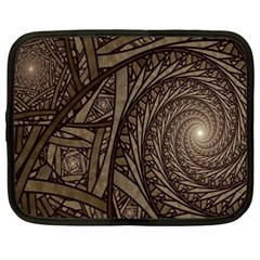 Abstract Pattern Graphics Netbook Case (xxl)