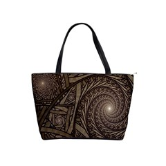 Abstract Pattern Graphics Shoulder Handbags