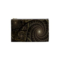 Abstract Pattern Graphics Cosmetic Bag (small)
