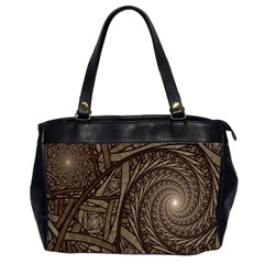 Abstract Pattern Graphics Office Handbags (2 Sides)