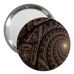 Abstract Pattern Graphics 3  Handbag Mirrors