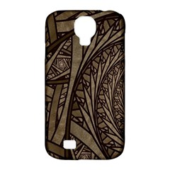 Abstract Pattern Graphics Samsung Galaxy S4 Classic Hardshell Case (pc+silicone)