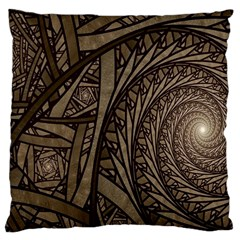 Abstract Pattern Graphics Standard Flano Cushion Case (one Side)