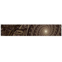 Abstract Pattern Graphics Large Flano Scarf