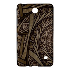 Abstract Pattern Graphics Samsung Galaxy Tab 4 (8 ) Hardshell Case