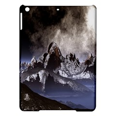 Mountains Moon Earth Space Ipad Air Hardshell Cases