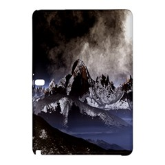 Mountains Moon Earth Space Samsung Galaxy Tab Pro 12 2 Hardshell Case