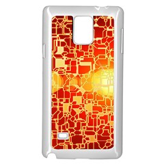 Board Conductors Circuits Samsung Galaxy Note 4 Case (white)