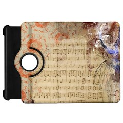 Art Collage Design Colorful Color Kindle Fire Hd 7