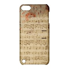 Art Collage Design Colorful Color Apple Ipod Touch 5 Hardshell Case With Stand