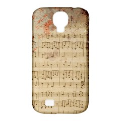 Art Collage Design Colorful Color Samsung Galaxy S4 Classic Hardshell Case (pc+silicone)