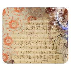 Art Collage Design Colorful Color Double Sided Flano Blanket (small)