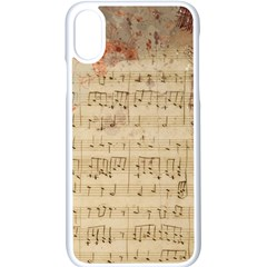 Art Collage Design Colorful Color Apple Iphone X Seamless Case (white)