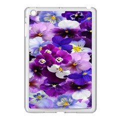 Graphic Background Pansy Easter Apple Ipad Mini Case (white)