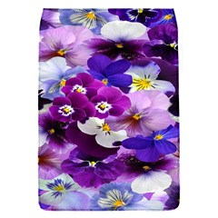 Graphic Background Pansy Easter Flap Covers (s)