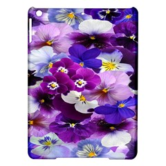 Graphic Background Pansy Easter Ipad Air Hardshell Cases